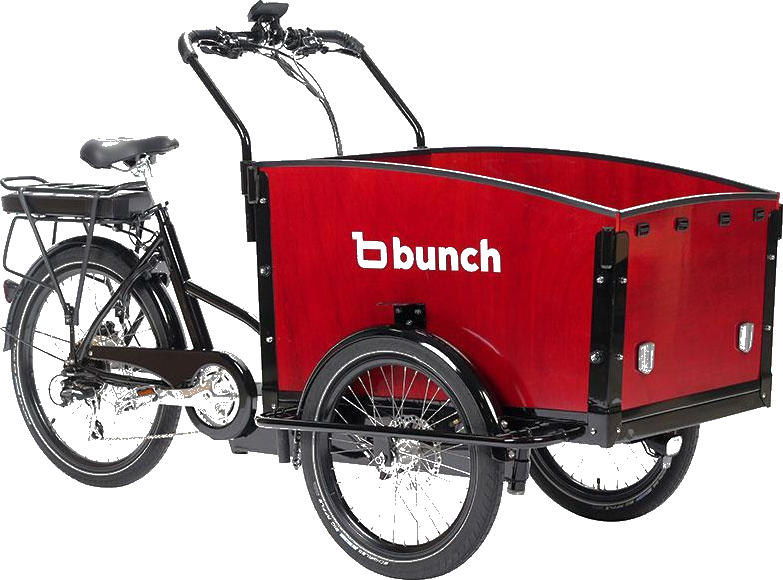The Future Is Now: The Bunch Original Electric Cargo Bike Review
