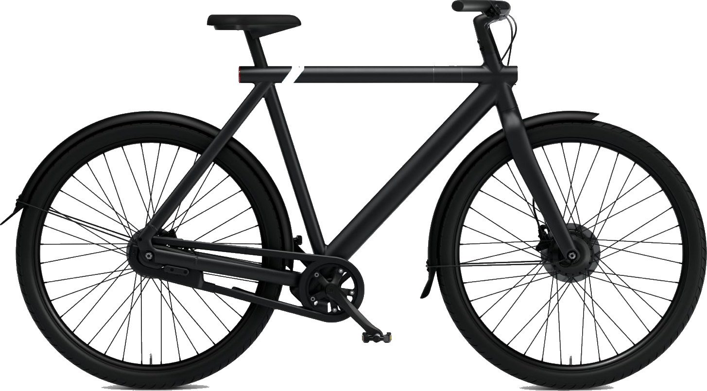 VanMoof S3 Electric Bike Review and Discount