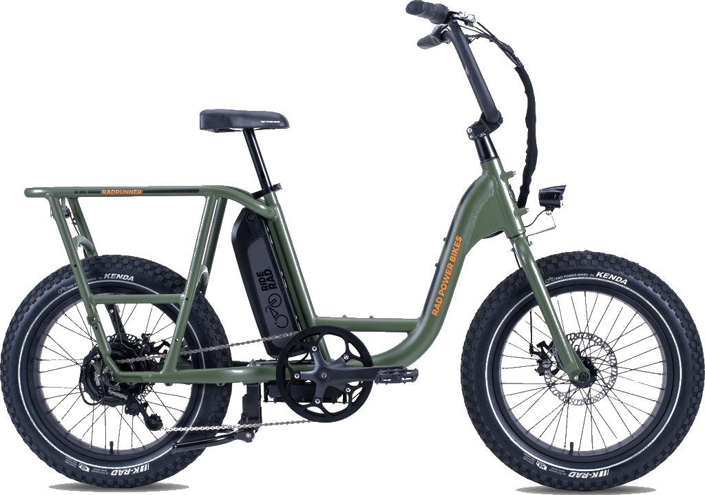 RadRunner 1 Electric Utility Bike – Review + Coupon