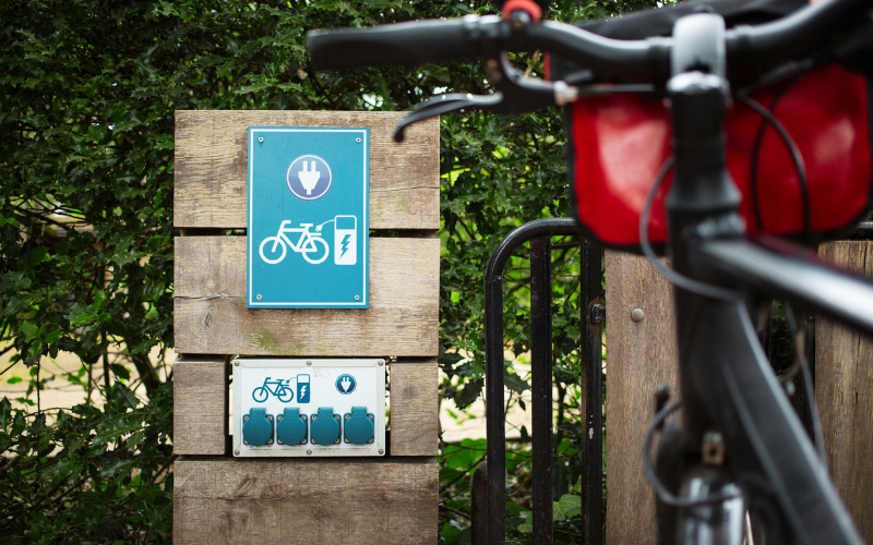 e-bike transportation, electric bike transportation, green transportation, clean transportation